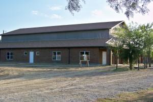 Meditation Hall Exterior